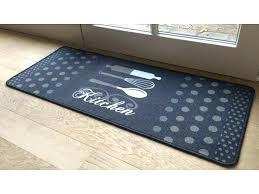 tapis pour la cuisine tapis de cuisine design gris lolabanet com