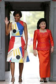 Michelle Obama Empty Chair by Michelle Obama 70news