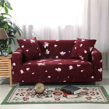 3 Seater Sofa Covers by Online Get Cheap Red Sectional Sofas Aliexpress Com Alibaba Group