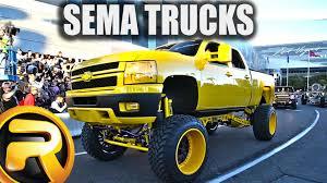 SEMA 2015 Trucks Strut Their Stuff And Show Off Their Killer ...