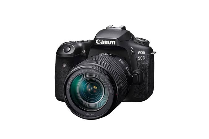 Canon EOS 90D DSLR Camera - with 18mm to 135mm Lens