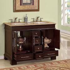 48 Inch Double Sink Vanity Canada by 48inch Erika Vanity Space Saving Vanity Double Sink Vanity
