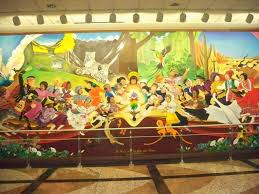 Denver International Airport Murals Removed by The Vulcan Report Pulsewavetrading 8 1 2011 Denver