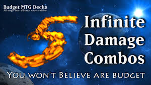 Mtg Decks Under 20 by 5 Infinite Damage Combos You Won U0027t Believe Are Budget Youtube