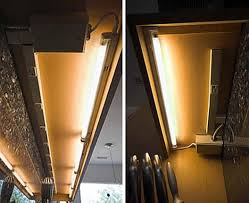 utilitech fluorescent cabinet lighting 4 types of cabinet lighting pros cons and shopping advice