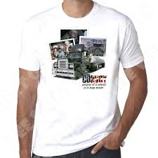 100 Mack Truck T Shirts Details Zu Convoy Keep Moving RD Ing Rubber Duck