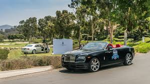 100 Bush Truck Leasing REGGIE BUSH CHARITY WEEKEND ROLLSROYCE LA JOLLA OGara Coach La
