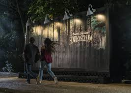 Forge Of Empires Halloween Event 2017 by Howl O Scream Announces 2 New Houses And 3 New Scare Zones For