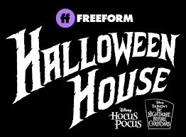 100 Housein Freeform Halloween House