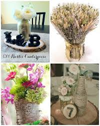 Rustic Wedding Centerpieces Pictures