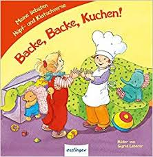 backe backe kuchen 9783480227815 books
