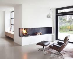 offener kamin minimalistisch wohnbereich köln
