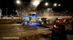 100 Kasson Truck Show 2016 Big Iron Classic Pull Highlights YouTube