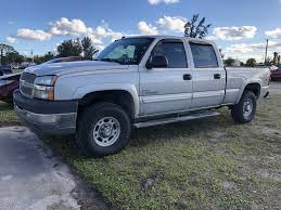 Used 2004 Chevy Silverado 2500HD LS 4X4 Truck For Sale - STK221777