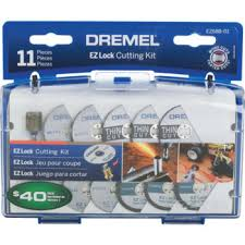 Dremel Tile Cutting Kit by Dremel 11 Piece Ez Lock Cutting Kit Hd Supply