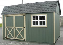 Sheds | High Barn | Backyard Unlimited Economical Maxi Barn Sheds With Plenty Of Headroom Rent To Own Storage Buildings Barns Lawn Fniture Mini Charlotte Nc Bnyard Backyard Wooden Sheds For Storage Wood Gambrel Shed Outdoor Garden Hostetlers Garage Metal Building Kits Pre Built Pine Creek 12x24 Cape Cod In The Proshed Products Millers Colonial Dutch