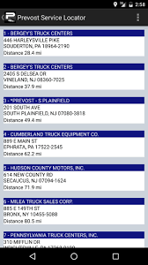 100 Cumberland Truck Equipment Prevost Service Locator For Android APK Download