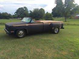 100 Convertible Chevy Truck Dually With 454