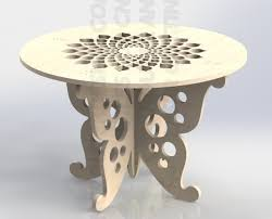 design template for cnc router or laser cutting aspire artcam
