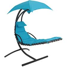 Sunnydaze Decor Steel Outdoor Floating Chaise Lounge Chair With ... 61 Stunning Images For Patio Lounge Chair With Canopy Folding Beach With Chairs Quik Shade Royal Blue Sun Shade150254 Bestchoiceproducts Best Choice Products Oversized Zero Gravity Haing Chaise By Sunshade Cup New 2 Pcs Canopy Inspirational Interior Style Fniture Lawn Target For Your Recling Neck Pillow