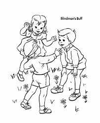 Coloring Pages Games For Kids