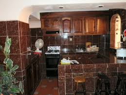 Mexican Style Kitchen Design