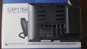 GXP1760: 6 Line HD IP Phone - VoIP - FREE SHIPPING - New Vbell Hd Video Voip Intercom White Australia Home Automation Anekiit It Services Computer Soluctions Consulting Ip Phones Voip 3cx Orange Youtube Polycom Realpresence Group 500 720p Eagleeye Iii Voip Sip Solutions For Business Ecodialer Business Phonesip Pbx Enterprise Networking Svers Phone Systems Agrei Consulting Nyc Grandstream Networks Ip Voice Data Security Gxp2170 High End Rca Ip110 2line With 1year Babytel Service List Manufacturers Of Gxp2160 Buy Gxp1100 Single Line Voip Nib