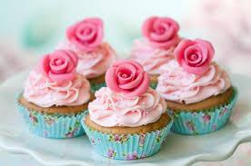 Cupcake History Decorations