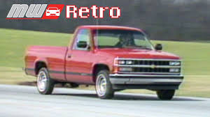 100 Chevy Truck Pictures 1988 Retro Review YouTube