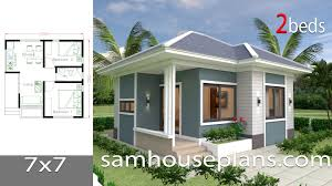 100 Home Photos Design Small House Plans 7x7 With 2 Bedrooms House Plans S