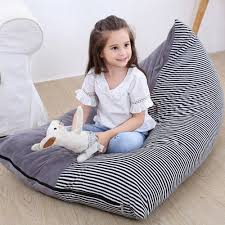 US $6.15 45% OFF 2018 New Style Fashion Stripe Stuffed Animal Storage Bean  Bag Chair Portable Kids Clothes Toy Storage Handbags-in Top-Handle Bags ... Nobildonna Stuffed Storage Birds Nest Bean Bag Chair For Kids And Adults Extra Large Beanbag Cover Animal Or Memory Foam Soft 7 Best Chairs Other Sweet Seats To Sit Back In Ehonestbuy Bags Microfiber Cotton Toy Organizer Bedroom Solution Plush How Make A Using Animals Hgtv Edwards Velvet Pouch Soothing Company Empty Kid Covers Your Childs Blankets Unicorn Stop Tripping 12 In 2019 10 Of Versatile Seating Arrangement