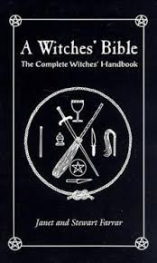 Paperback The Witches Bible Complete Handbook Book
