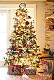 Walmart White Christmas Trees 2015 by Golden Boys And Me Easy Plaid Ornaments U0026 Our Family Room