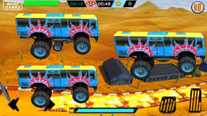 Racing Games For Kids - Monster School Bus Racing In Desert ... Car Racing Games Offroad Monster Truck Drive 3d Gameplay Transform Race Atv Bike Jeep Android Apps Rig Trucks 4x4 Review Destruction Enemy Slime Soccer 3d Super 2d On Google Play For Kids 2 Free Online Mountain Heavy Vehicle Driving And Hero By Kaufcom Wheels Kings Of Crash