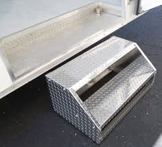 Trailer Door Steps Pit Products, Camper Door Stairs - Pano