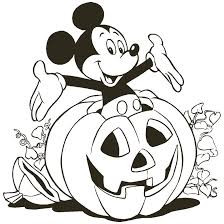 Free Download Coloring Pages For Kids On 24 Printable Halloween Print Them All