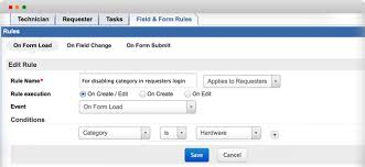 Service Desk Software Requirements by Custom Request Forms Help Desk Software Manageengine