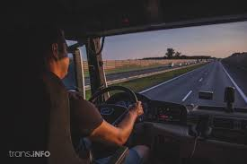 100 The Life Of A Truck Driver Behind A Wheel Through The Eyes Of A German Truck Driver