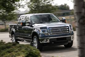 2013 Ford F-150 SuperCrew EcoBoost King Ranch 4x4 First Drive ...