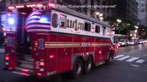 Fire Truck Siren Sound Effect - YouTube New York 2016 HD © - YouTube Tower Ladder Fire Truck Rear View With Flag Mhattan New York Usa Nypd Fdny Responding Police Cars Firetrucks On Ben Saladinos Die Cast Fire Truck Collection Clipart New York Pencil And In Color Free Images Street City Alarm Transport Red Nyc Johns Custom Code 3 64th Scale Diecast Buffalo Fd Pumper Soc Special Operations Tsu 1 Cit Flickr Photos Seagrave Marauder St Pumper Goshenny Goshenny10924 Apparatus Vehicle Trucks Apparatus Near Ground Zero Department Stock