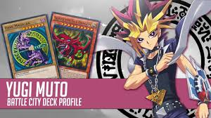 Yami Marik Deck Battle City by Yu Gi Oh Yugi Muto Battle City Character Deck Profile Youtube