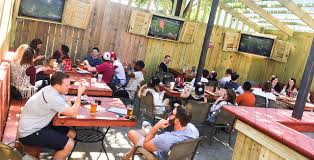 Stans Blue Note Back Patio – Best Sports Bars In Dallas Best Sports Bars In Nyc To Watch A Game With Some Beer And Grub Where To Watch College And Nfl Football In Dallas Nellies Sports Bar Top Bars Miami Travel Leisure Happiest Hour Dtown 13 San Diego Nashville Guru The Los Angeles 2908 Greenville Ave Tx 75206 Media Gaming Basement Ideas New Kitchen Its Beautiful