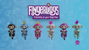 Unless You Have Been Living Under A Massive Rock Must Heard About This Seasons HOTTEST Toy The Fingerlings Monkey From WowWee