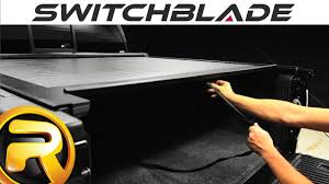 pace edwards switchblade tonneau cover youtube