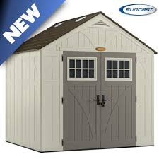 Rubbermaid Storage Shed 3746 Shelves by Shedme
