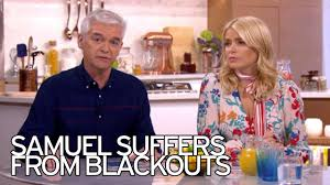 Holly Willoughby And Phillip Schofield Shocked As Guest Collapses ... Holly Willoughby Metro 264 Best Celebrities In Suzanne Neville Images On Pinterest Emma Filming The South Bank Outside Itv Studios Pregnant Ferne Mccann Breaks Down This Morning Revealing Baby And Phillip Schofield Gobsmacked By Exclusive Natasha Barnes Understudy For Sheridan Smith Wow We Barely Recognise Mornings This Arsenal Manager Arsene Wenger Provides Very Sad Injury Update Was Seen Out England 05262017