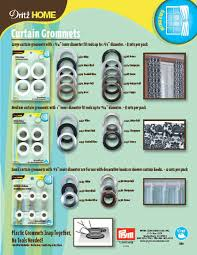 Dritz Curtain Grommet Kit by Dritz Home