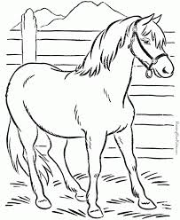 Animal Coloring Pages For Kids To Print Free