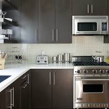Kitchens With Dark Cabinets And Light Countertops by Espresso Kitchen Cabinets Design Ideas