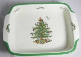 The Games Factory 2 Concept Of Spode Christmas Tree Plate